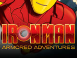 Iron Man: Armored Adventures Armors