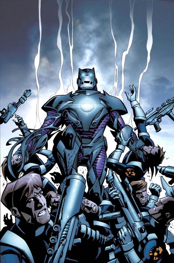 Iron Maniac Armor