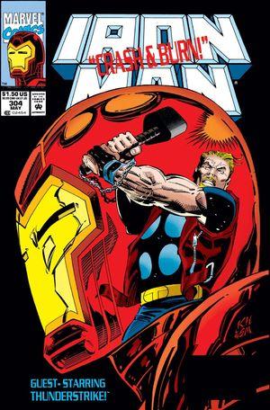 Iron Man Volume 1 304