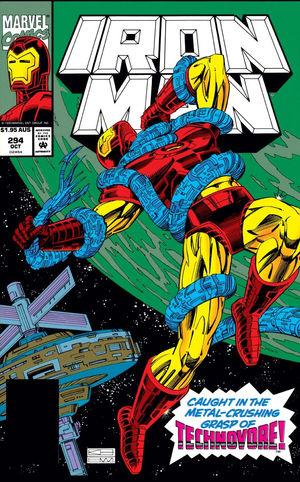 Iron Man Volume 1 294
