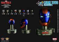 KING-ARTS-MARVEL-IRON-MAN-3-鋼鐵人-3-COLLECTIBLE-HELMET-SERIES-2-鋼鐵人頭像第二彈-DISCO-迪斯可、MARK-XXVII、MARK-27、馬克27