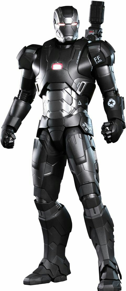 War Machine Armor Mark II