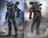 War machine mark 4 and mark 5