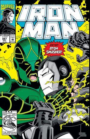 Iron Man Volume 1 287