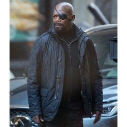 Nick Fury (film)