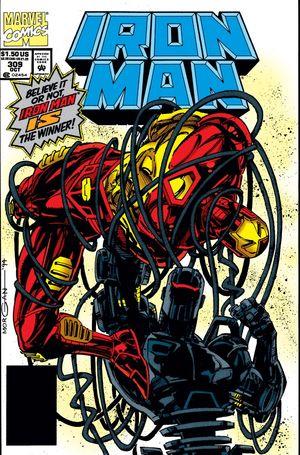 Iron Man Volume 1 309