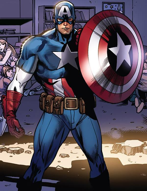 Captain America (Earth-616)