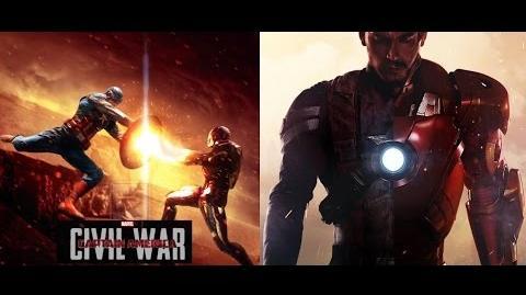 Captain America Civil War Trailer (FanMade)