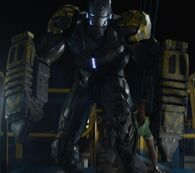 Iron Man Armor MK XXV (Earth-199999) from Iron Man 3 (film) 002