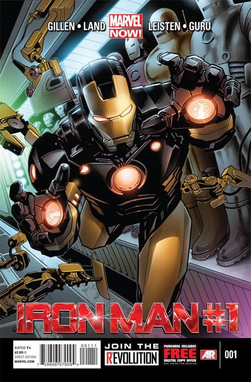 Iron Man Volume 5 1