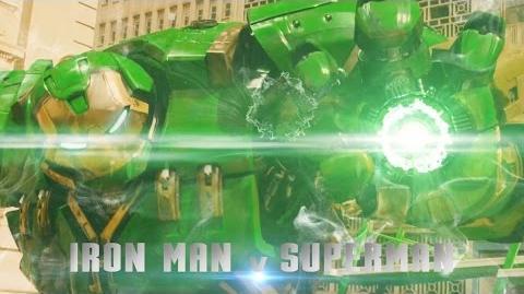 Iron Man V Superman Epic Trailer