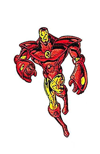 Iron Boy Armor
