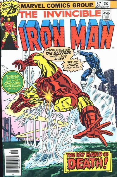 Iron Man Volume 1 87