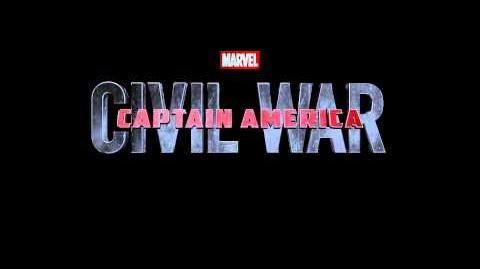 Fan Made CAPTAIN AMERICA CIVIL WAR Title Sequence