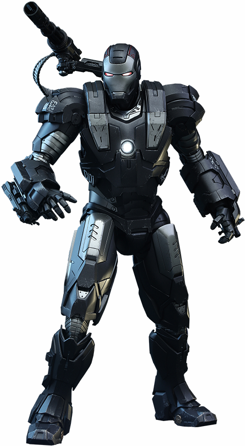 War Machine Armor Mark I