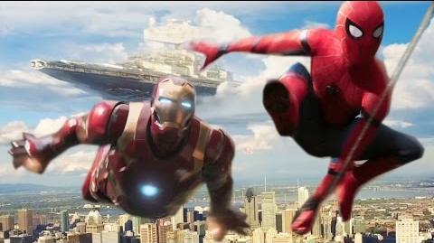 Star Wars VS Avengers Fan Teaser