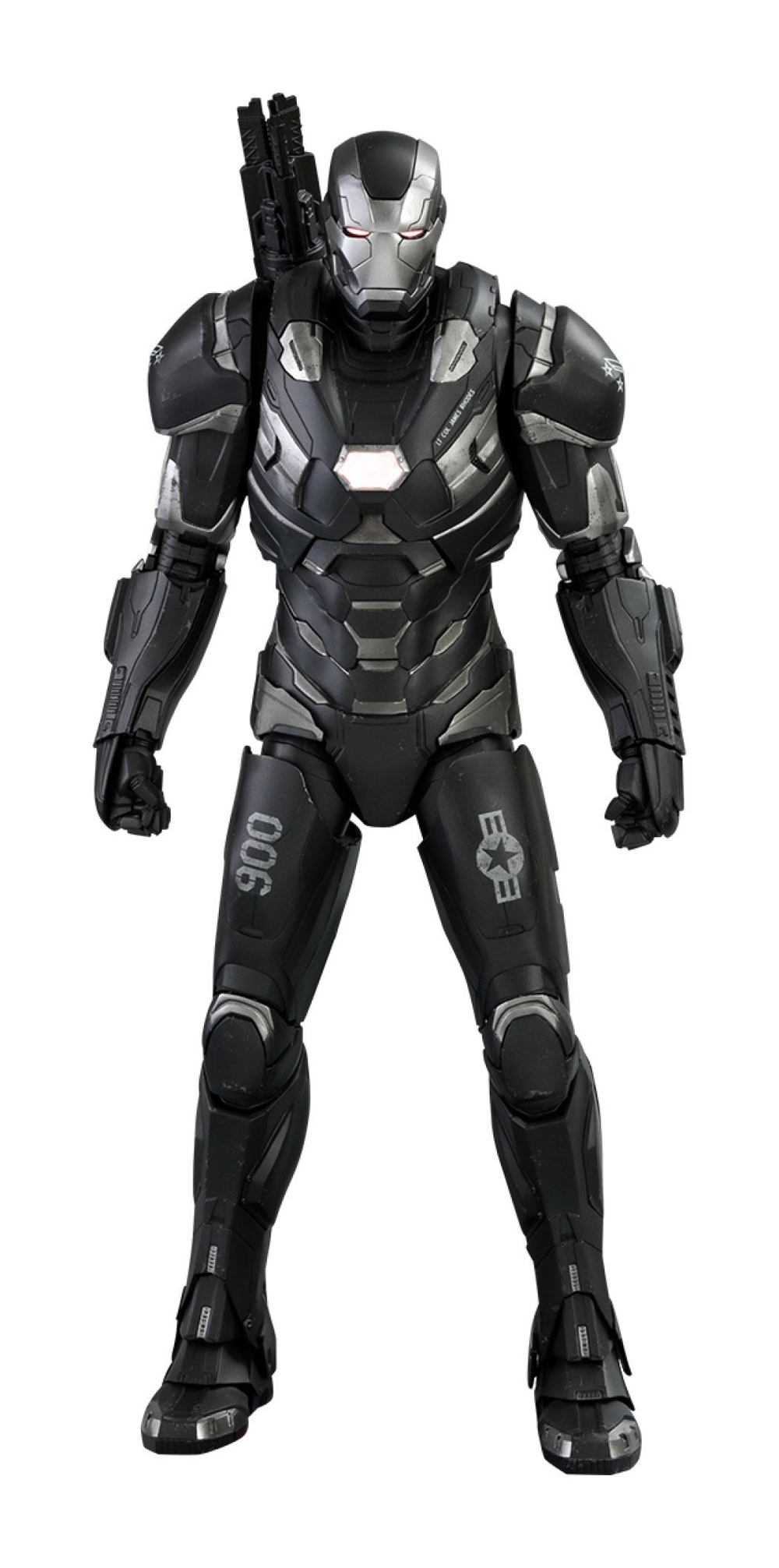 War Machine Armor Mark VI