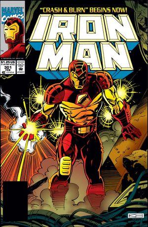 Iron Man Volume 1 301
