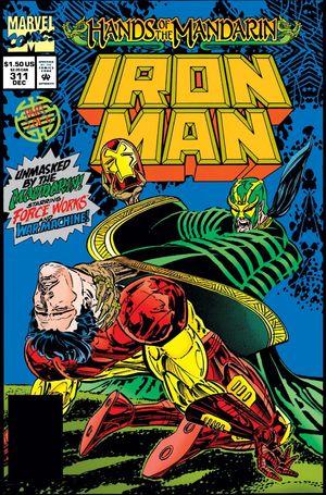 Iron Man Volume 1 311