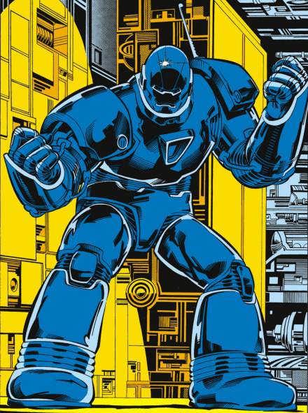 Iron Monger (Earth-616)
