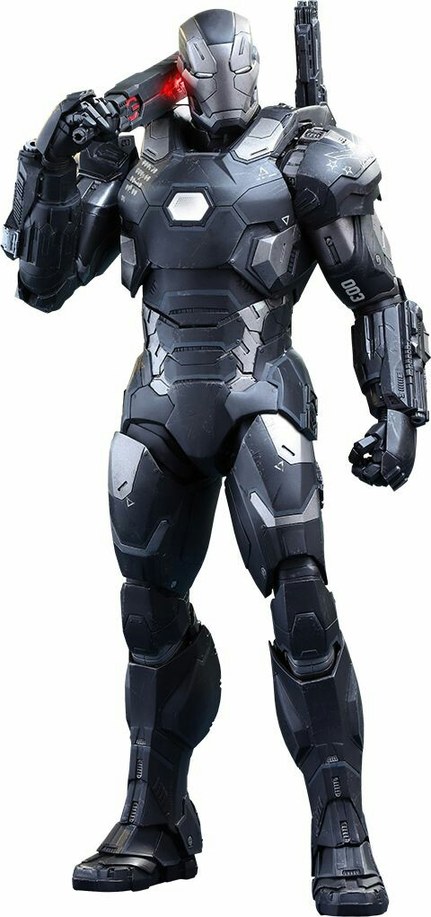 War Machine Armor Mark III