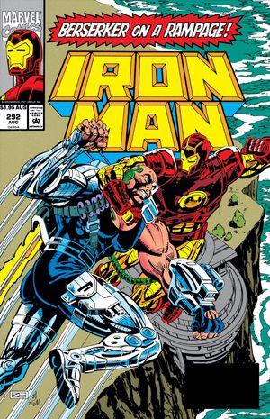 Iron Man Volume 1 292