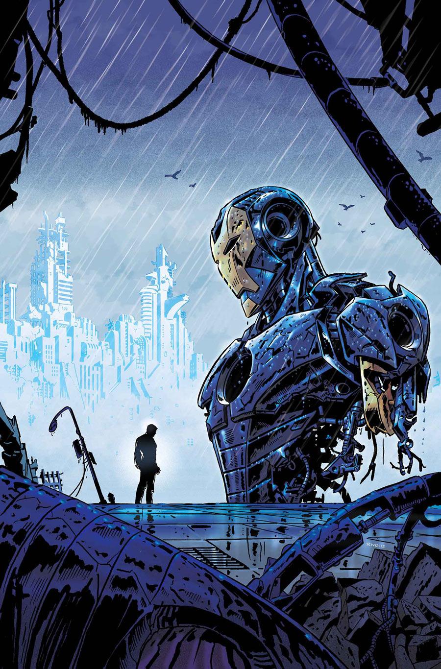 Iron Man Volume 5 22