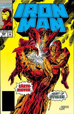 Iron Man Volume 1 298