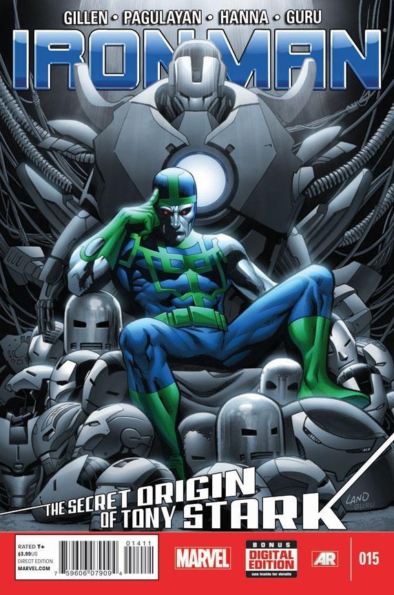 Iron Man Volume 5 15