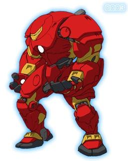 Hulkbuster Armor (IMAA)