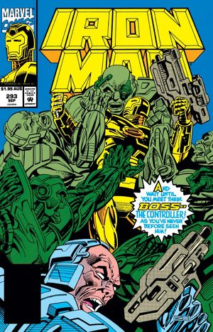 Iron Man Volume 1 293