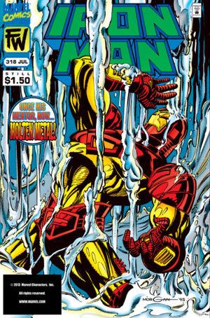Iron Man Volume 1 318