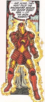 Iron Knight Armor