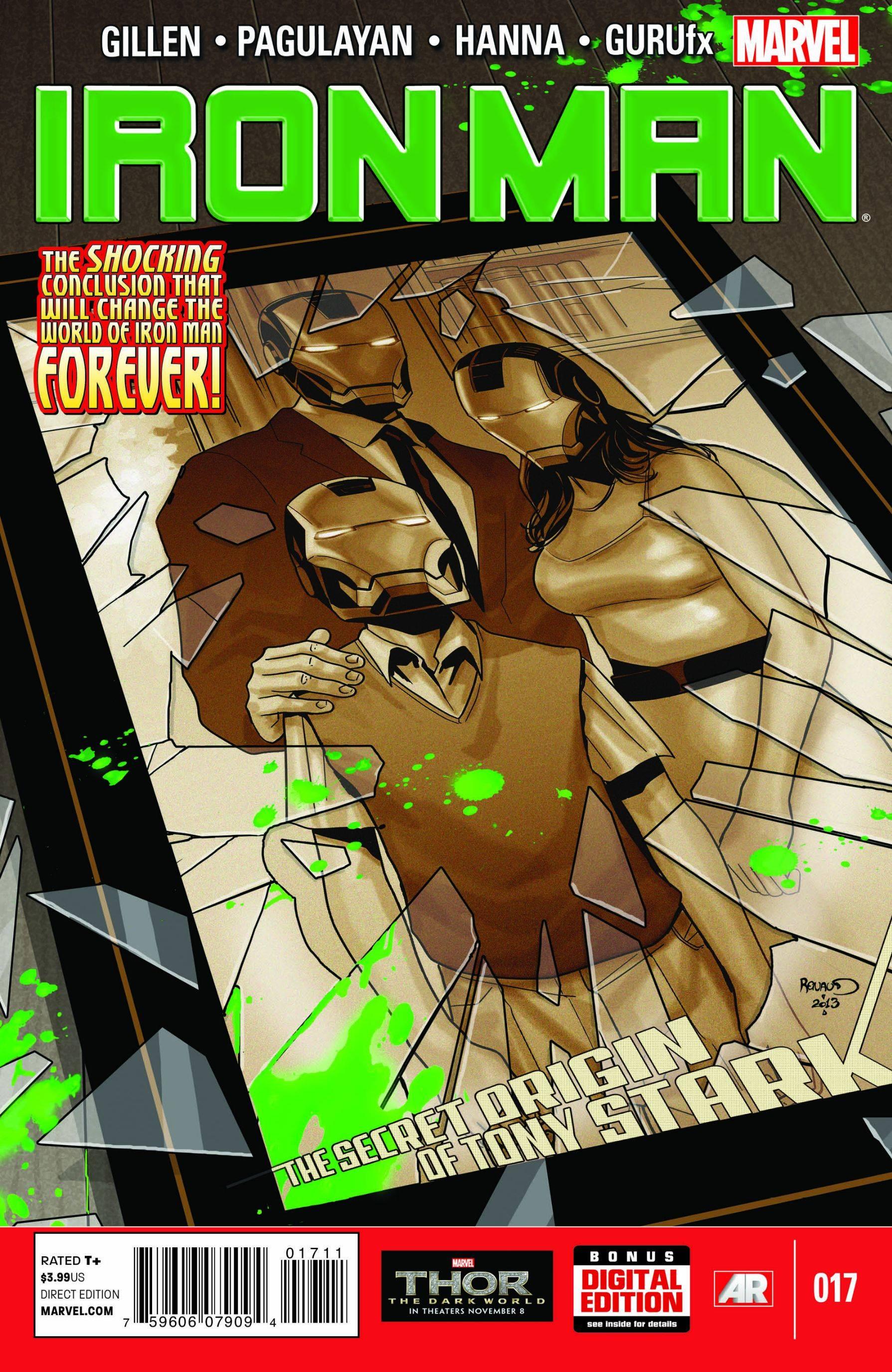 Iron Man Volume 5 17