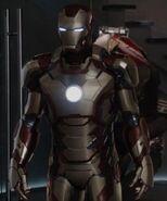 Iron Man Armor MK XLII (Earth-199999) from Iron Man 3 (film) 003