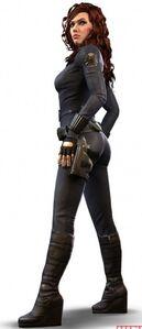 Black Widow Iron Man 2 Game