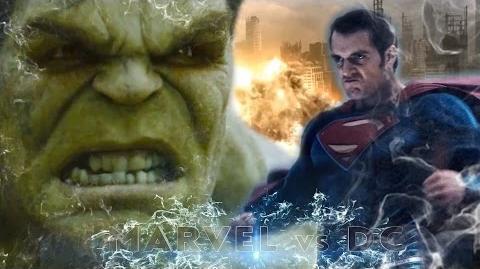 MARVEL VS DC Ultra Epic Battle