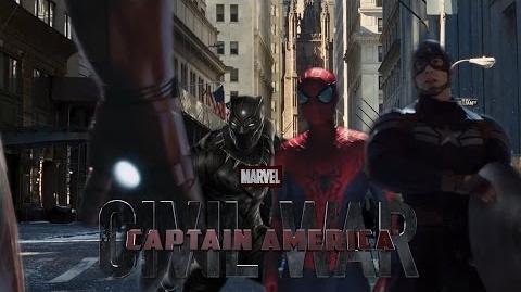 Captain America Civil War Comic-Con Teaser (FanMade)