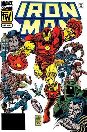 Iron Man Volume 1 319