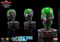 KING-ARTS-MARVEL-IRON-MAN-3-鋼鐵人-3-COLLECTIBLE-HELMET-SERIES-3-鋼鐵人頭像第三彈-GAMMA-伽瑪、MARK-XXVI、MARK-26、馬克26