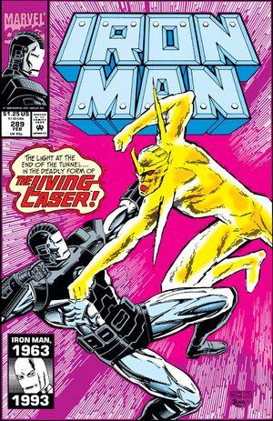 Iron Man Volume 1 289