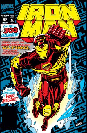 Iron Man Volume 1 300