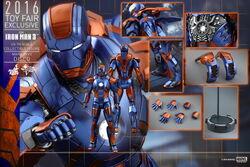 Hot Toys - Iron Man 3 - Disco Mark XXVII Collectible Figure PR13.jpg