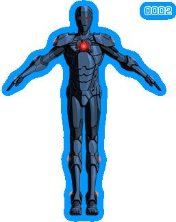 Stealth Armor (IMAA)