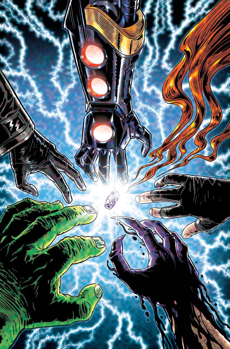 Iron Man Volume 5 20.1