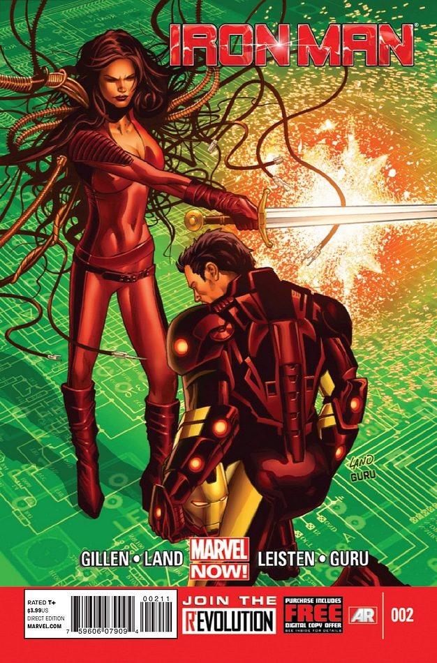 Iron Man Volume 5 2