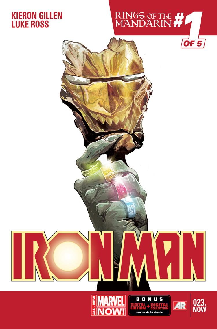 Iron Man Volume 5 23