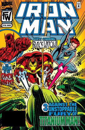 Iron Man Volume 1 316