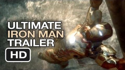 Iron Man Ultimate Trilogy Trailer - Robert Downey Jr
