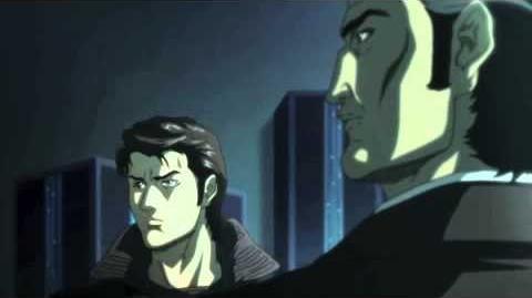 Iron Man Anime Episode 6 - Clip 1